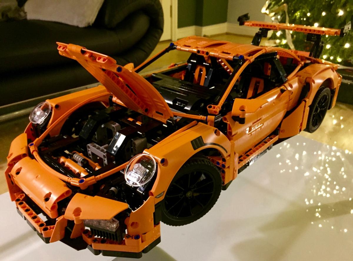 porsche 911 gt3 rs build carswag