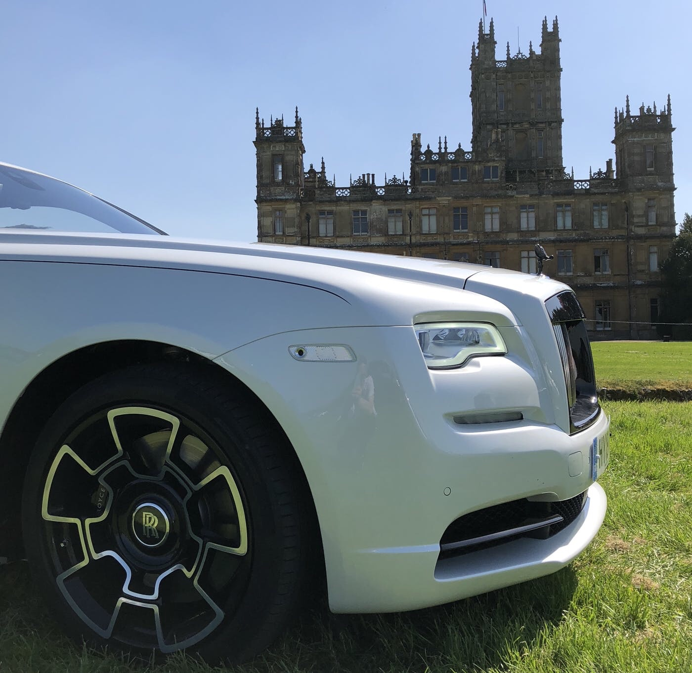 Rolls Royce Wraith Black Badge Review Carswag